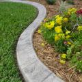 Complete Landscape and Curbing Installation